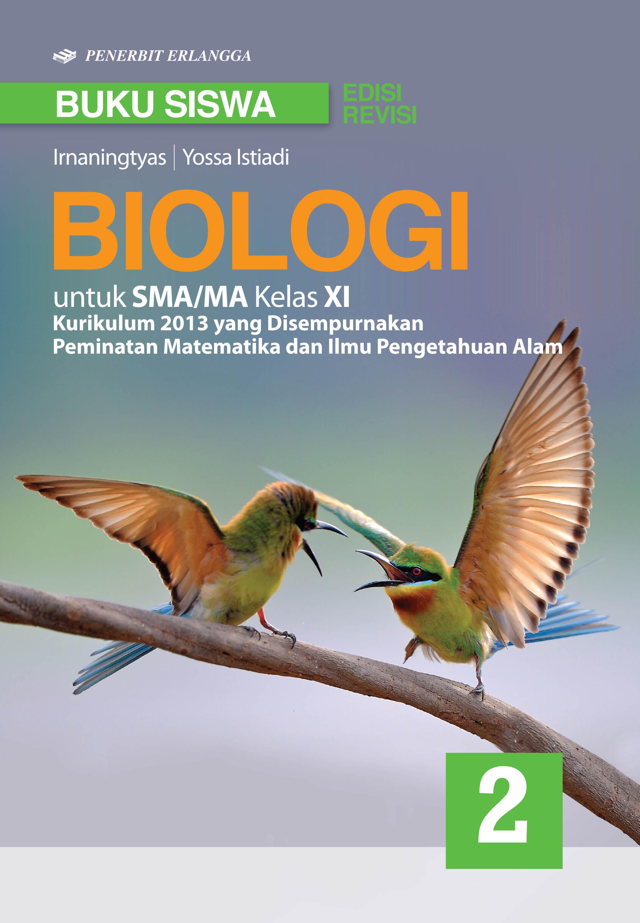 Biologi Edisi Revisi Untuk Sma Ma Kelas Xi K13n