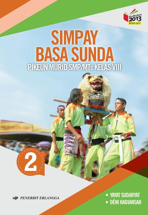 Simpay Basa Sunda Pikeun Untuk Smp Mts Kelas Viii K13n